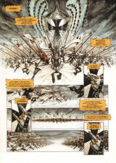 Extrait de Requiem Chevalier Vampire -6- Hellfire Club