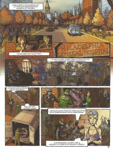 Extrait de Amerikkka -5- Les Commandos de Philadelphie