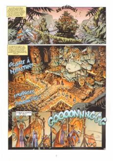 Extrait de Trolls de Troy -9- Les prisonniers du Darshan (I)