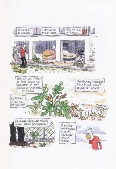 Extrait de Les petits riens de Lewis Trondheim -1- La malédiction du parapluie