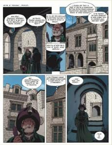 Extrait de Le maître de pierre -4- Cœur de Bourges