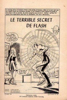 Extrait de Flash (Arédit - Pop Magazine/Cosmos/Flash) -46- Flash 46