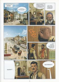 Extrait de S.A.S. -2- Le sabre de Bin-Laden