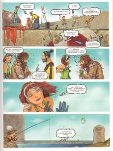 Extrait de Les gardiens du Maser -7- La Jeune Reine