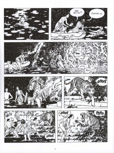 Extrait de Giuseppe Bergman (Humanoïdes Associés) -7- Rêver peut-être - Les Epines de Kali