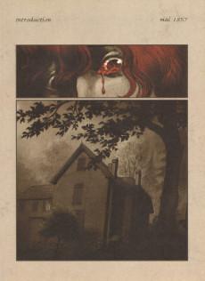 Extrait de La guerre des Sambre - Hugo & Iris -1- Chapitre 1 - Printemps 1830 : le mariage d'Hugo