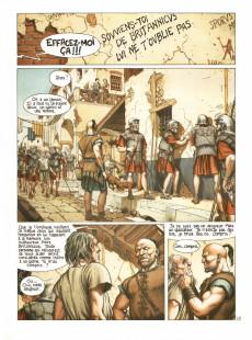 Extrait de Murena -6- Le sang des bêtes