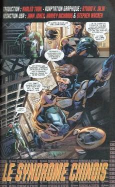 Extrait de Infinite Crisis : 52 -2- La trajectoire des étoiles