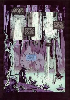 Extrait de Amiante -3- Le labyrinthe de la lune pâle