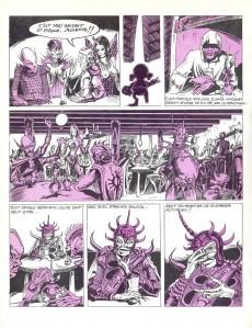 Extrait de Lone Sloane -1- Le mystère des abîmes