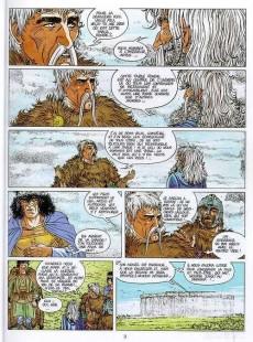 Extrait de Les héros cavaliers -4- L'esprit de vermine