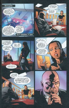 Extrait de Infinite Crisis : 52 -6- Imagine...
