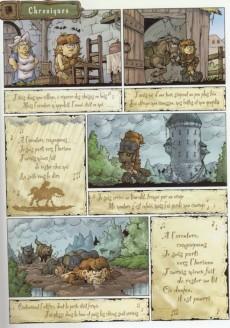 Extrait de Les arcanes de Naheulbeuk -1- Bière, Monstre et Bière