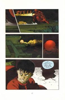 Extrait de Akira (Glénat cartonnés en couleur) -1- L'autoroute