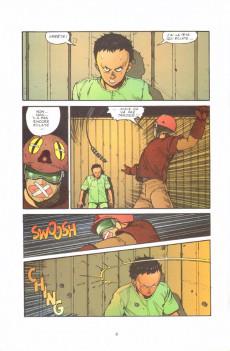 Extrait de Akira (Glénat cartonnés en couleur) -2- Cycle wars