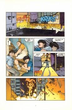Extrait de Akira (Glénat cartonnés en couleur) -5- Désespoir