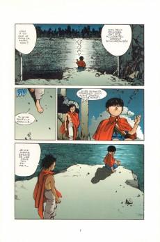 Extrait de Akira (Glénat cartonnés en couleur) -7- Révélations
