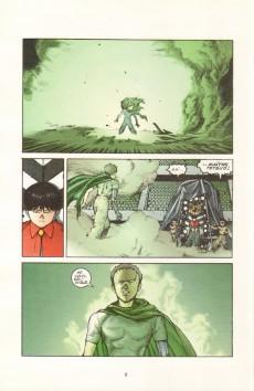 Extrait de Akira (Glénat cartonnés en couleur) -10- Revanche