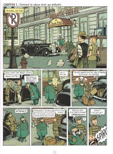 Extrait de Spirou et Fantasio (Une aventure de / Le Spirou de...) -4- Le journal d'un ingénu
