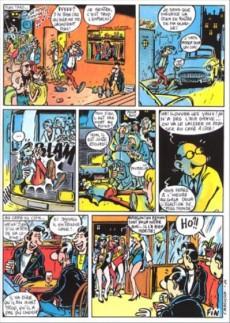 Extrait de Lucien (et cie) -4- Chez Lucien