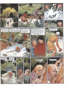 Extrait de Les compagnons du crépuscule -1- Le sortilège du bois des brumes