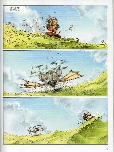 Extrait de Okhéania -2- La chute