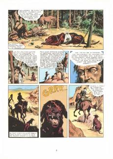 Extrait de Hombre - La genèse -92- La vallée de la vengeance