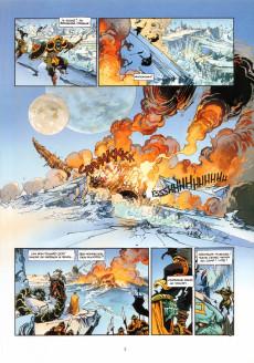 Extrait de Les naufragés d'Ythaq -6- La révolte des pions