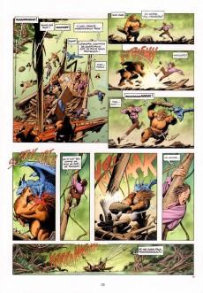 Extrait de Les conquérants de Troy -2- Eckmül le bûcheron
