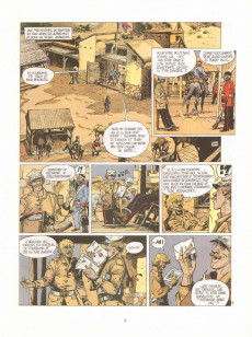 Extrait de Lester Cockney -3- Une Hongroise au Pendjab