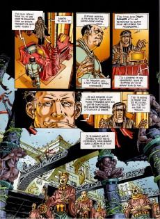 Extrait de L'ancêtre programmé -3- Le temps du jugement