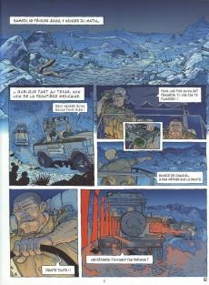 Extrait de Amerikkka -1- Les Canyons de la Mort