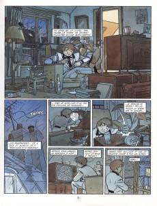 Extrait de Luc Leroi -5- Des écureuils et des filles