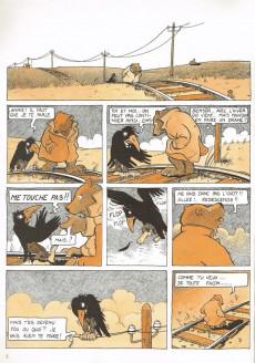 Extrait de André le corbeau -124- Annie mal