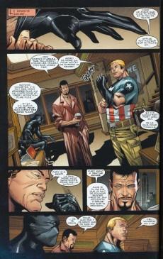 Extrait de Ultimates (Hors série) -8- Ultimates Captain America et Hulk