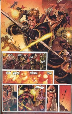Extrait de Secret invasion -7- Secret invasion (7/8)