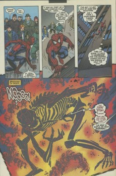 Extrait de Amazing Spider-Man (The) (1999) -3- Off to a flying start