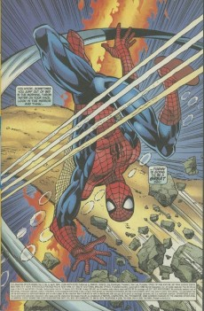 Extrait de Amazing Spider-Man (The) (1999) -4- Betrayals