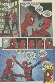 Extrait de Amazing Spider-Man (The) (1999) -5- And then there was one