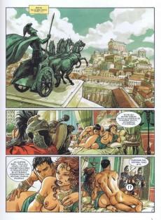 Extrait de Les aigles de Rome -2- Livre II
