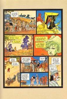 Extrait de L'homme de Java -2- L'Australien