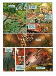 Extrait de Kaamelott -4- Perceval et le dragon d'Airain