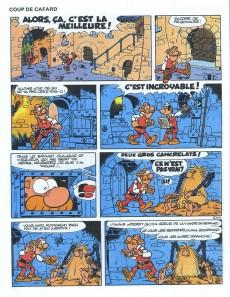Extrait de Robin Dubois -1- Plus on est de fous...