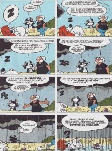 Extrait de Les trésors de la bande dessinée -9- Cubitus - Compil' poilante !