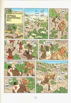 Extrait de Alice et Léopold -2- Les croix de cuivre