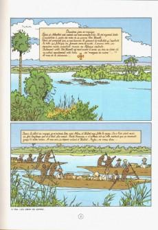 Extrait de Alice et Léopold -3- La vallée des pierres vertes