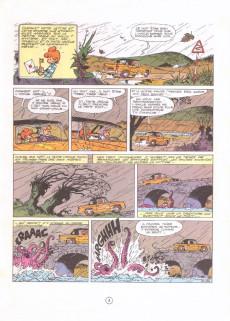 Extrait de Isabelle -3- Les maléfices de l'oncle Hermès