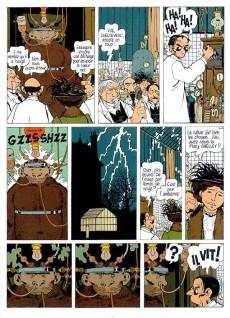 Extrait de Adèle Blanc-Sec (Les Aventures Extraordinaires d') -3- Le savant fou