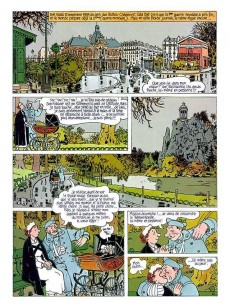 Extrait de Adèle Blanc-Sec (Les Aventures Extraordinaires d') -7- Tous des monstres!