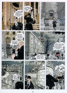 Extrait de Adèle Blanc-Sec (Les Aventures Extraordinaires d') -8- Le Mystère des Profondeurs